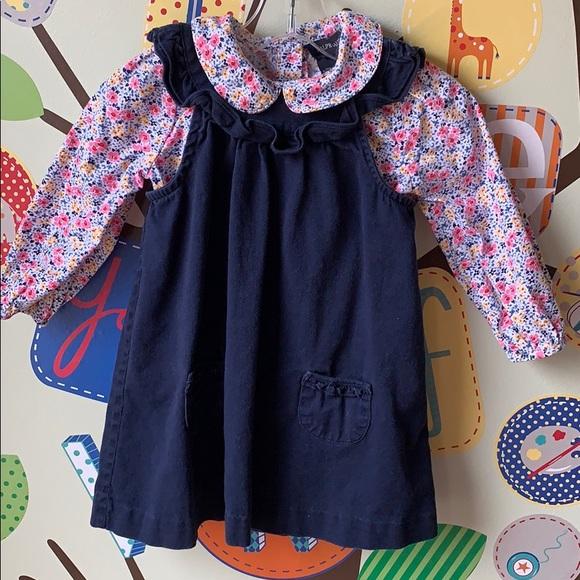 2e23421d2 Ralph Lauren Matching Sets | 2 Pc Dress Blouse Set 18 Months | Poshmark